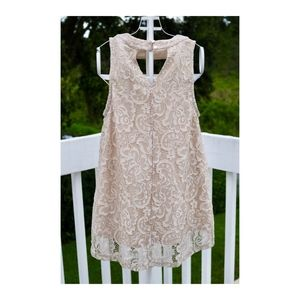 Maurices Tops - Maurices Sleeveless Lace Blouse with Keyhole NWOT